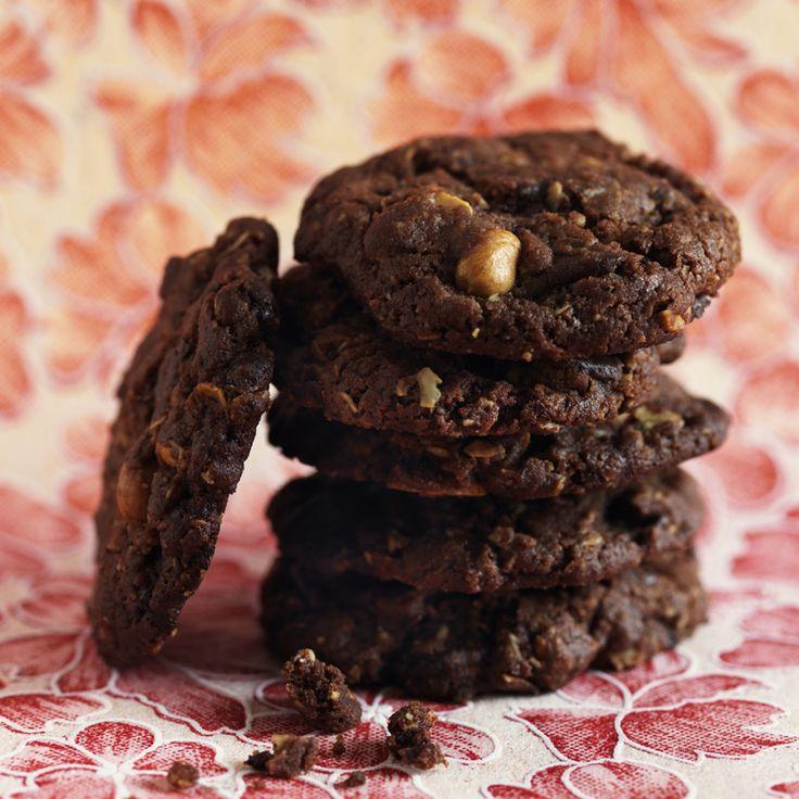 Prova Mauds lättbakade cookies, svåra att motstå till fikat!