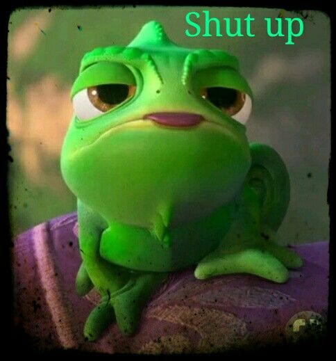 Pascal is my favorite animal from Disney