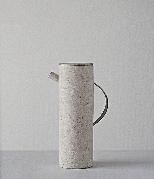 Stoneware | Ceramics by Takashi Endo