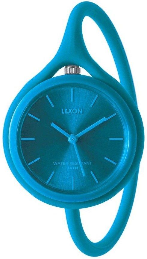 Reloj Lexon Take Silicona Azul Turquesa http://www.tutunca.es/reloj-lexon-take-silicona-azul-turquesa