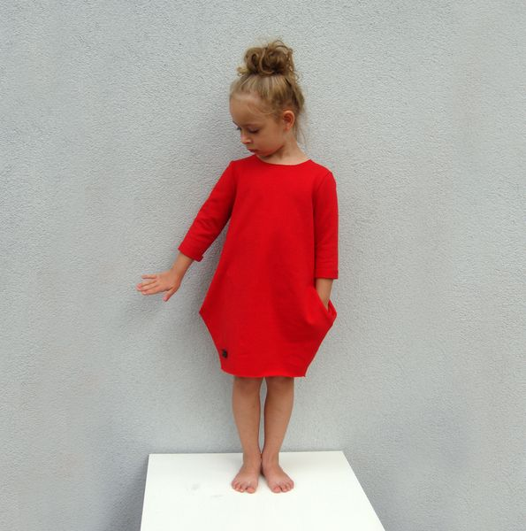 Sweatshirt Kleid - Farben von millupa auf DaWanda.com
