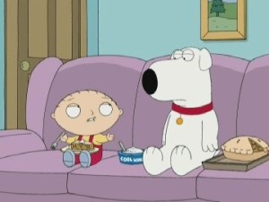 """Whenever I read the words """"cool whip"""" I hear Stewie Griffin's voice in my head"""