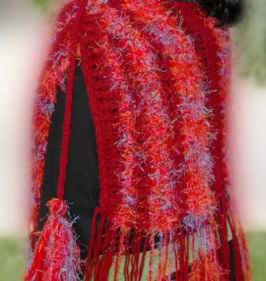 7 best Knifty Knitter poncho, shrug, scarf. images on ...