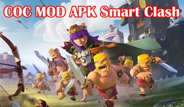 Download Clash Of Clans Hack Apk Mod 2018 Unlimited Everything