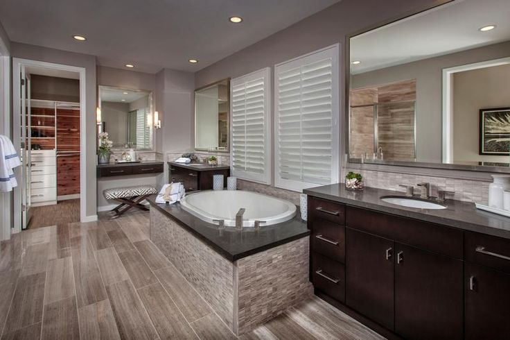 Tripointe Fairwind Huntington Beach  Residence 3 - Master Bath