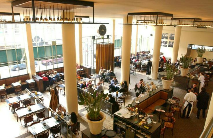 Café-Brasserie Dudok, Meent 88, Rotterdam