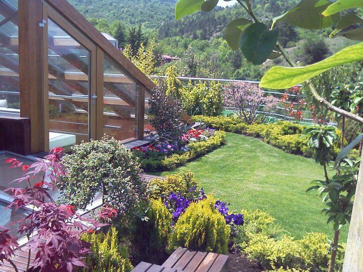 23 best creative rooftops images on pinterest rooftop for 14 m4s garden terrace