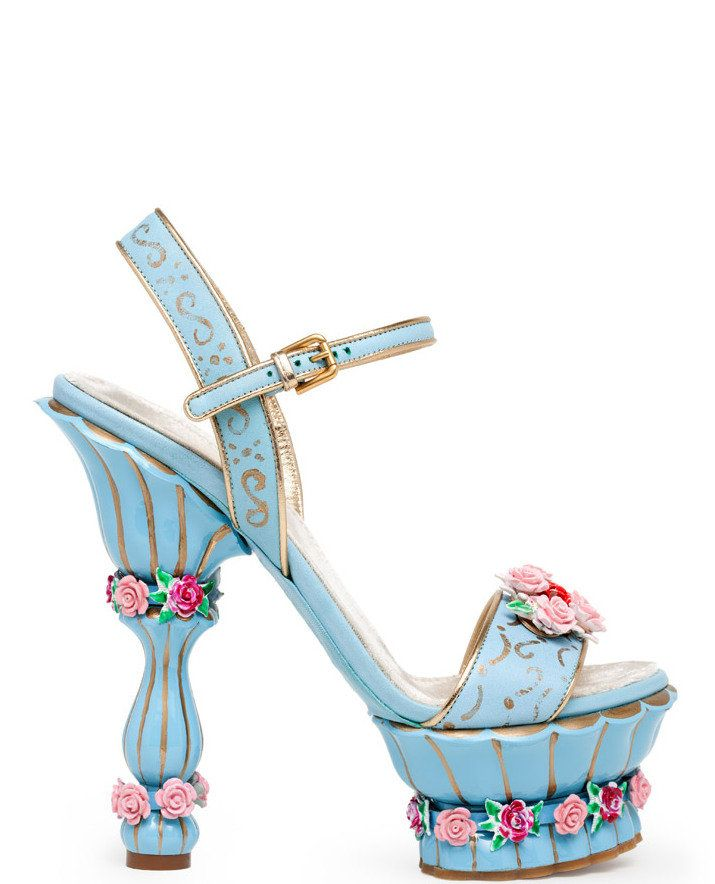 Dolce & Gabbana, fall 2012