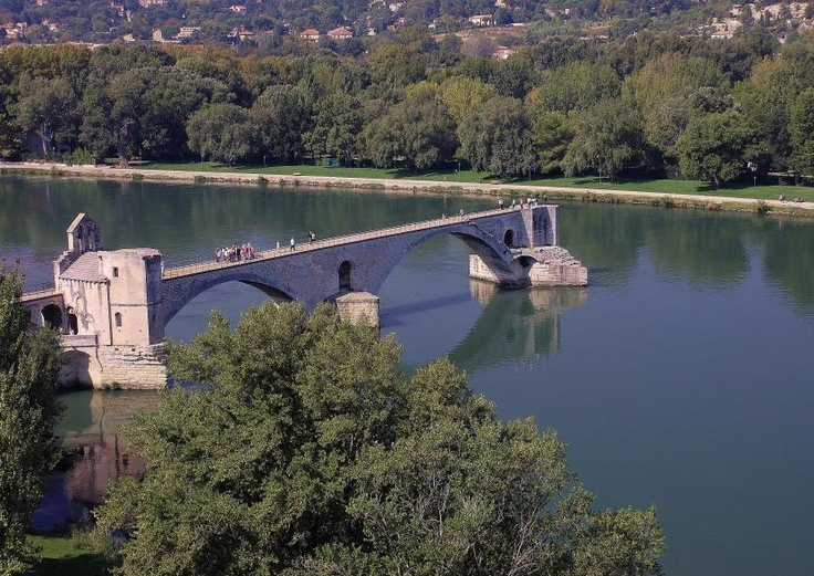 UNESCO. The Pont Saint Bénézet, known the world over thanks to the beloved children's song, is a major part of the history of Avignon.