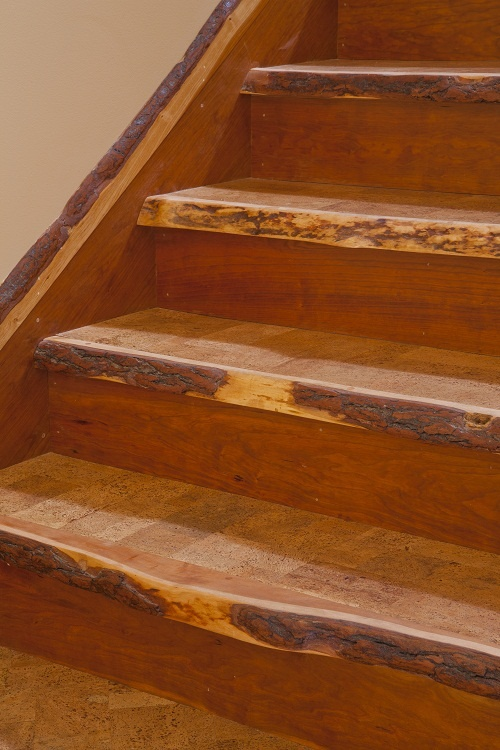 Cork Stair Treads Stair Coverings Pinterest Stairs