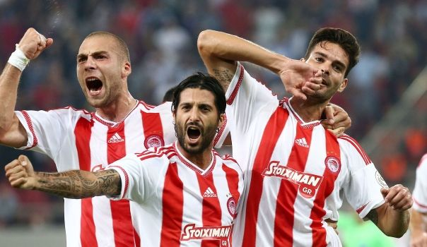 Photostory από το Ολυμπιακός - ΑΕΚ 4-0 | Olympiacos.org / Official Website of Olympiacos Piraeus