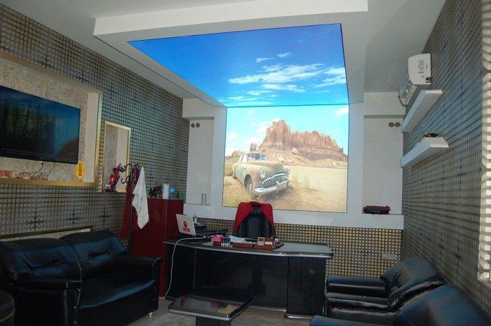 Ofislere Özel Gergi Tavan Sistemleri