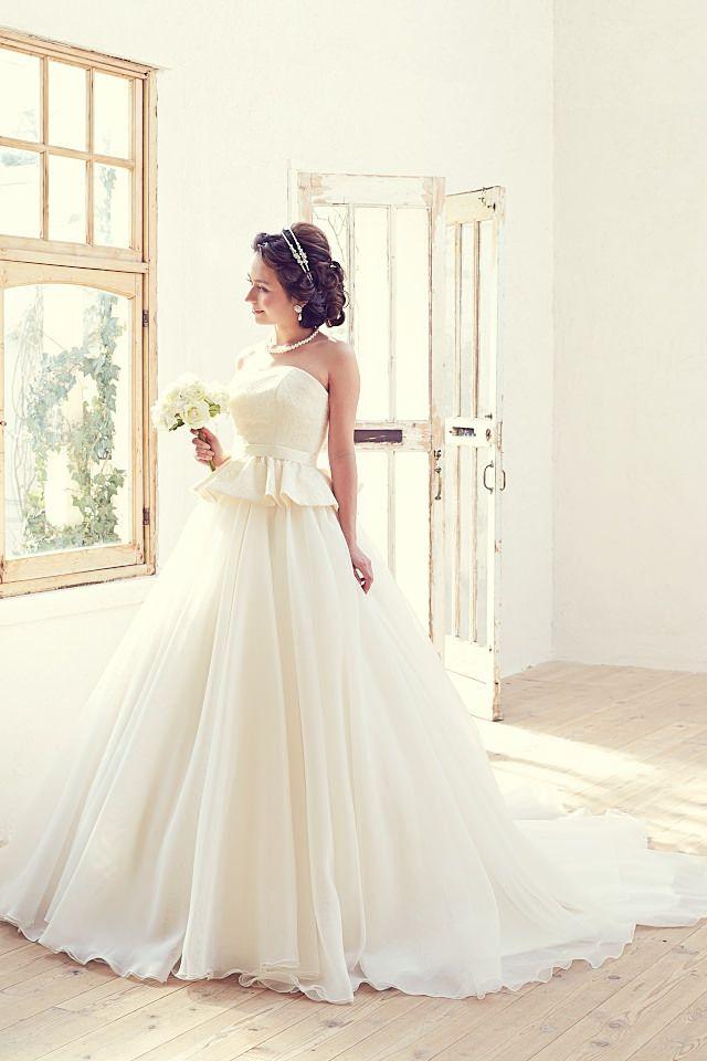 【Anellita】ウェディングドレス レンタル AN0400