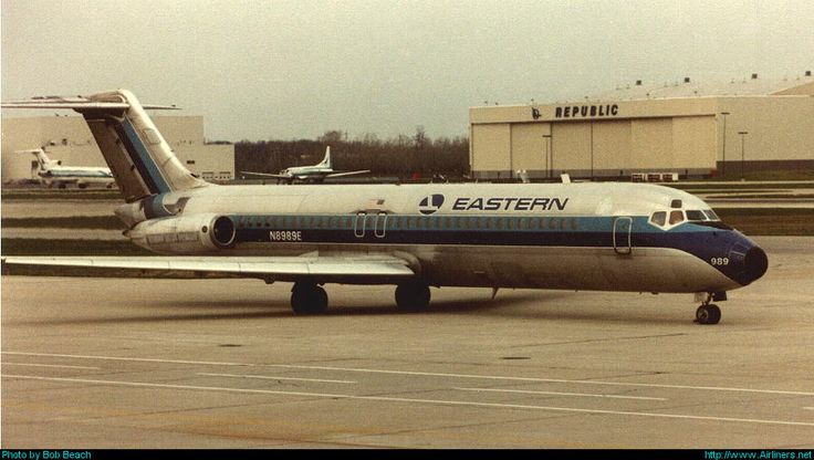 on the taxiway at DTW. This aircraft was orginally delivered to Caribair as N967PR. - Photo taken at Detroit - Metropolitan Wayne County (DTW / KDTW) in Michigan, USA in Early 1980's.