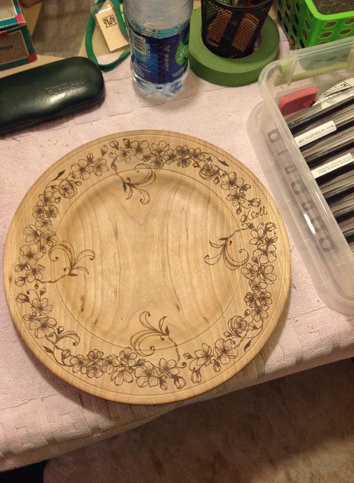 Bespoke Cherry Platter