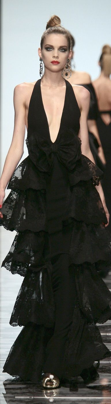 Catwalks Haute Couture Fall-Winter 2007-2008