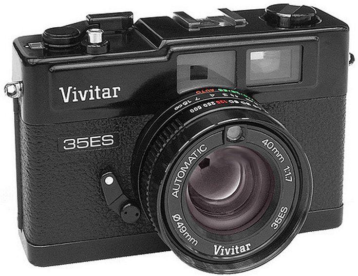Vivitar 35 ES