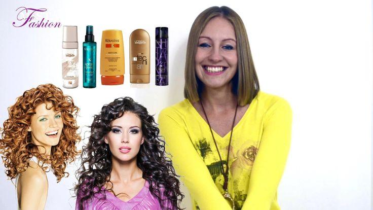 MISTA 102.díl ▶ Jak pečovat o kudrnaté vlasy (MISTA FASHION)