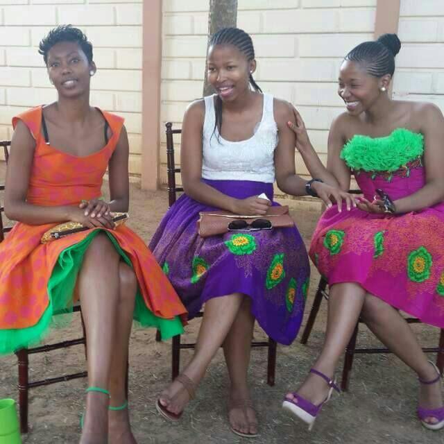 Tsonga traditional dresses