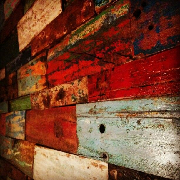 The #weathered and textured nature of #reclaimed boat wood panels tell the story of a great past. bit.ly/boatwood  #rusticcharm #sustainable #boatwood #decor #wallpanel #design #rustic #solidwood #furniture #InteriorDesign  #wood