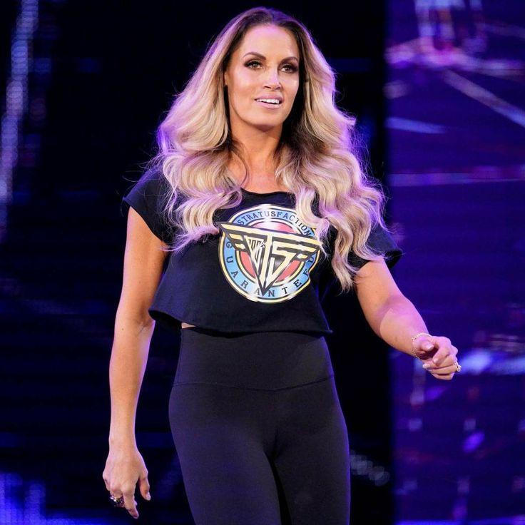 Trish Stratus | Wwe women, Wwe female wrestlers, Wwe trish