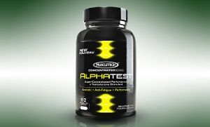 Groupon - 112-Capsule Bottle of Muscletech Alpha Test Performance Supplement in [missing {{location}} value]. Groupon deal price: C$19.99