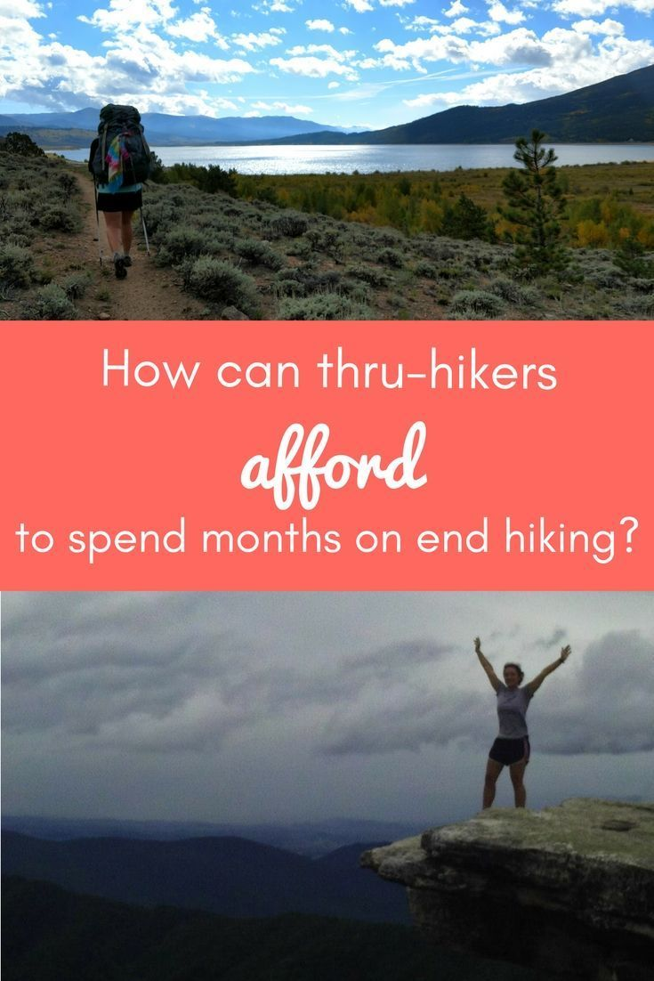 Read these tips to figure out how you can afford your next big adventure - thru hiking the Appalachian Trail.