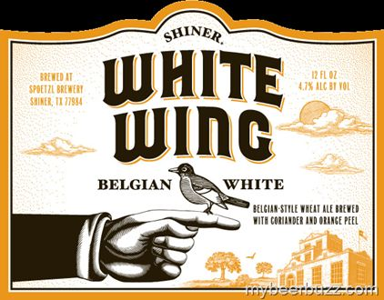 Another Shiner Beer Illustrative packaging