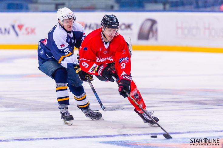 Hokejový zápas medzi Paneuropa Kings a Engineers Prague #paneuropakings #euhl #hokej #icehockey #collegehockey #engineersprague