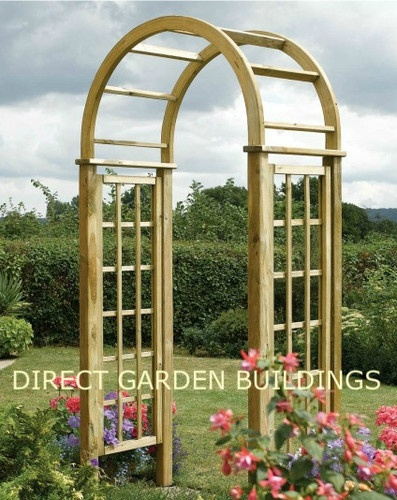 Garden Wooden Arches Designs fascinating arch which is made of wood and placed at garden as gate connected with unique New Garden Wooden Arch Wood Archway Pressure Treated Timber Trellis Sides