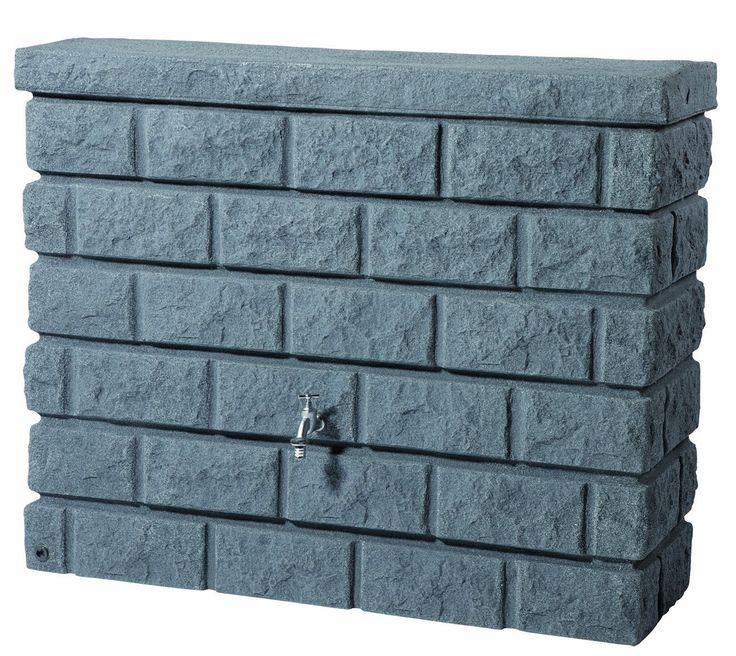 Regenwasserbehälter / Wandtank von Garantia