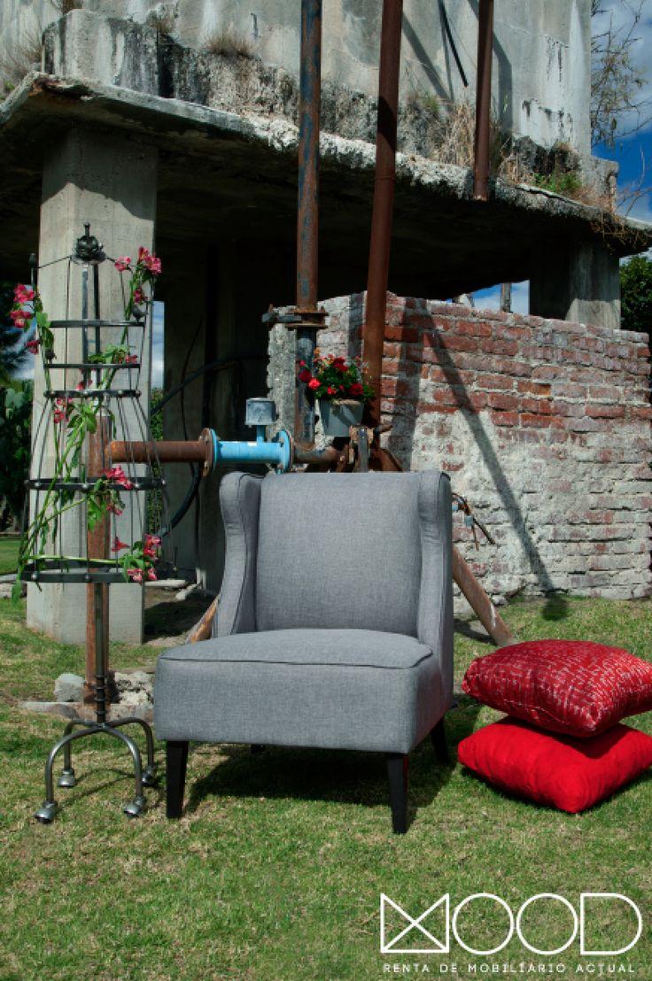Deja que el estilo hable por ti... #Mood renta de mobiliario. #MoodEventos
