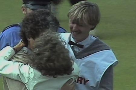 Irish Golf Desk - News - When Bowie won the IrishOpen
