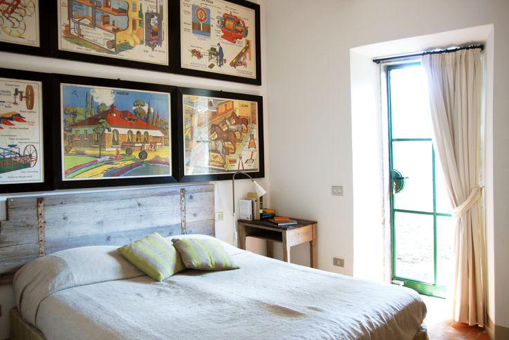 Arredare con stile la camera da letto. La camera da letto può diventare una delle zone più belle e confortevoli della casa