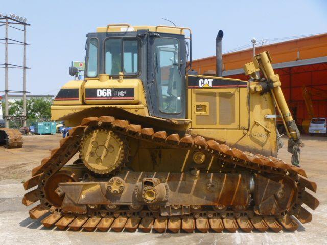 CAT BULLDOZER D6R-2