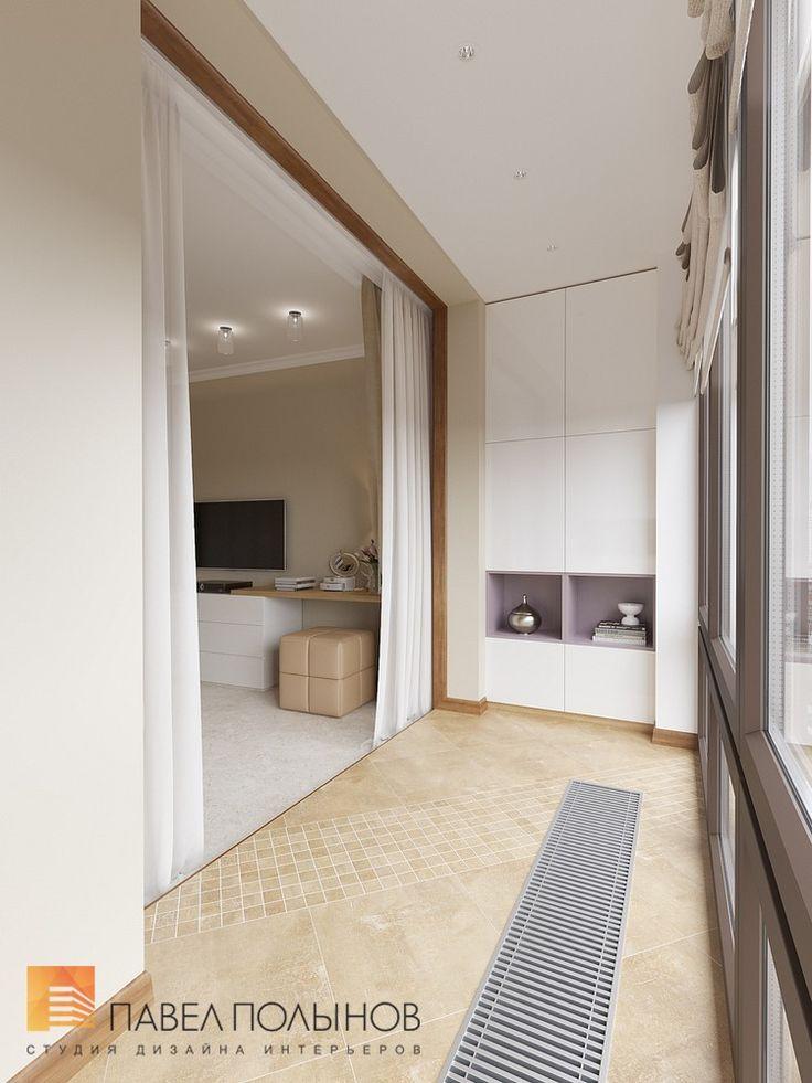 Интерьер балкона / интерьер лоджии / дизайн лоджии / дизайн интерьера лоджий…