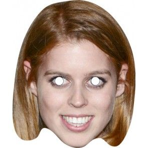 Princess Beatrice Face Mask
