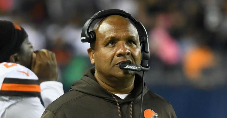 Browns clinched No. 1 pick in NFL Draft, now Hue Jackson has to jump in Lake Erie