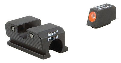 Other Hunting Scopes and Optics 7307: Trijicon Heavy Duty Night Sights Orange Front Outline Walther 99 Ppq: 600738 -> BUY IT NOW ONLY: $141 on eBay!