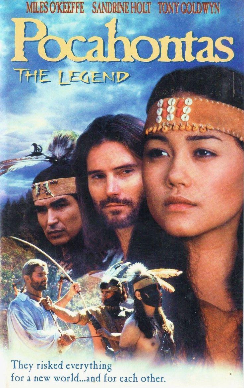 'Pocahontas - La leggenda' (1995); regia:  Danièle J. Suissa. Titolo originale: 'Pocahontas - The Legend'