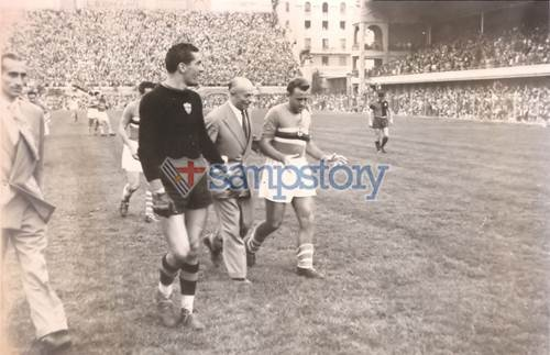 Genoa - Sampdoria 1949