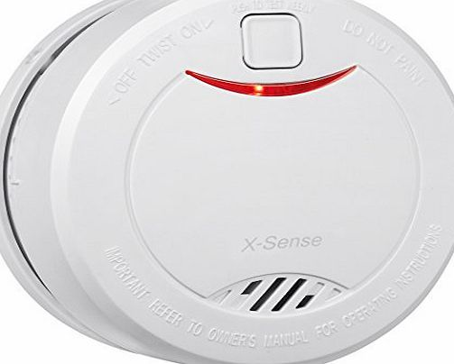 X-Sense DS32 10-Year Battery Lifetime Smoke Detector Fire Alarm with Photoelectric Sensor No description (Barcode EAN = 4897051612575). http://www.comparestoreprices.co.uk/december-2016-week-1/x-sense-ds32-10-year-battery-lifetime-smoke-detector-fire-alarm-with-photoelectric-sensor.asp