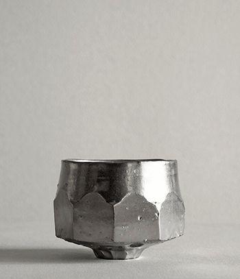 Matthias Kaiser . platinum tea bowl
