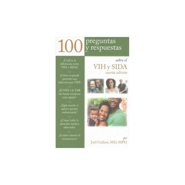 100 preguntas y respuestas sobre Vih y Sida / 100 Questions and Answers about Hiv and AIDs (Paperback)