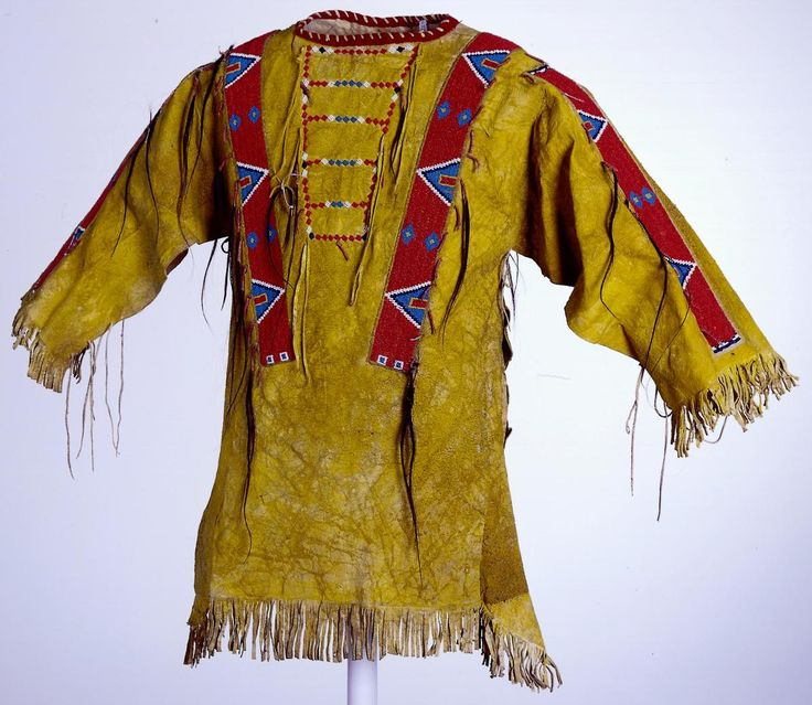 Nativetech Regional Overview Of Native American Clothing