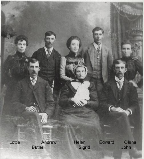 Halvor Jordal Family