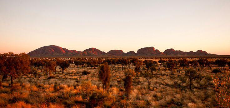 Kata Tjutja, Northern Territory, Australia
