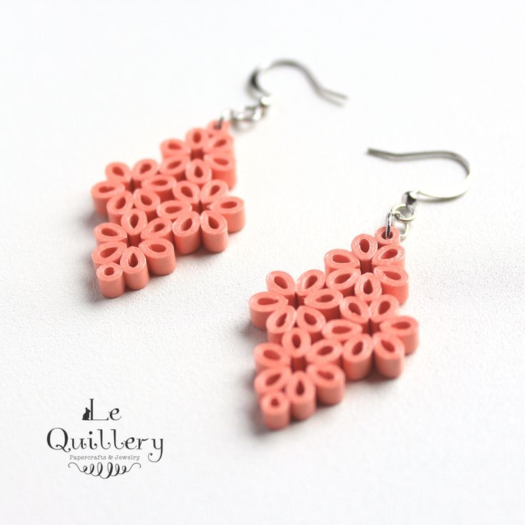 Quilling Papers Earrings: The 25+ Best Quilling Earrings Ideas On Pinterest