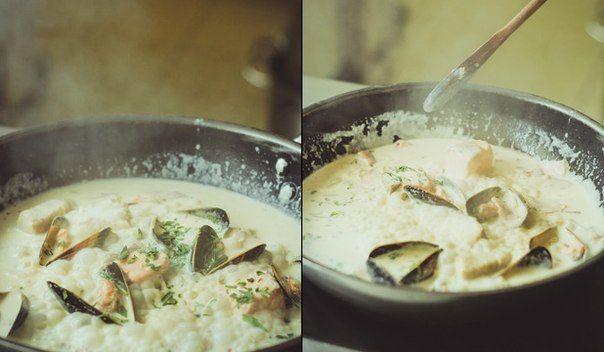 чаудер | Кулинарные Рецепты