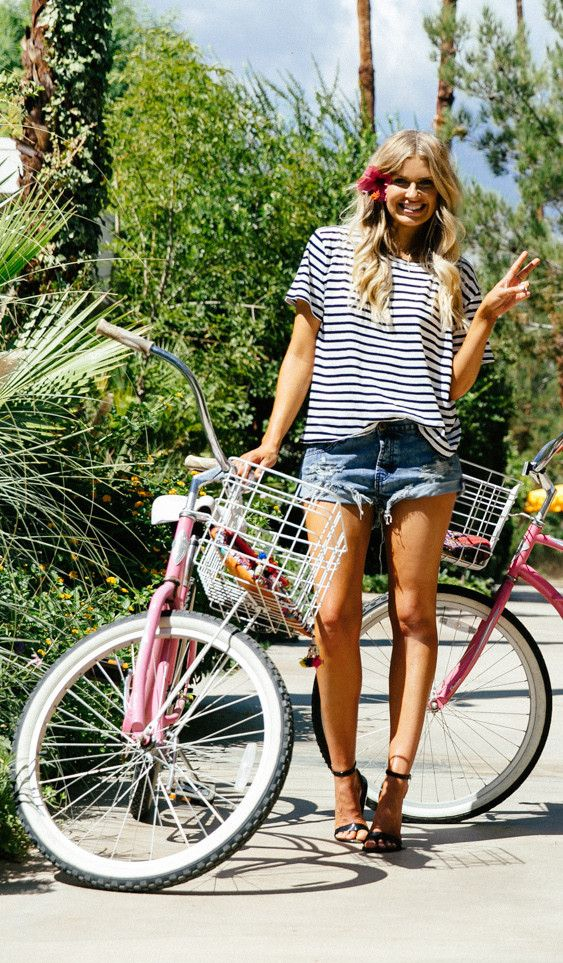 DENIM SHORTS NEW WASH | TheyAllHateUs